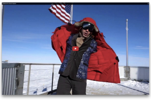 I'm Betabrand's Antarctic Explorer