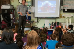 Discussing Antarctica with Third-Graders