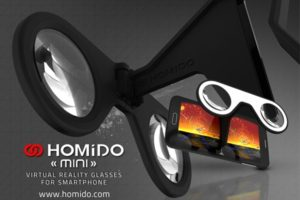 VR In Your Pocket with the Homido Mini